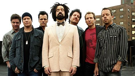 Video: Counting Crows at Woodstock, '99