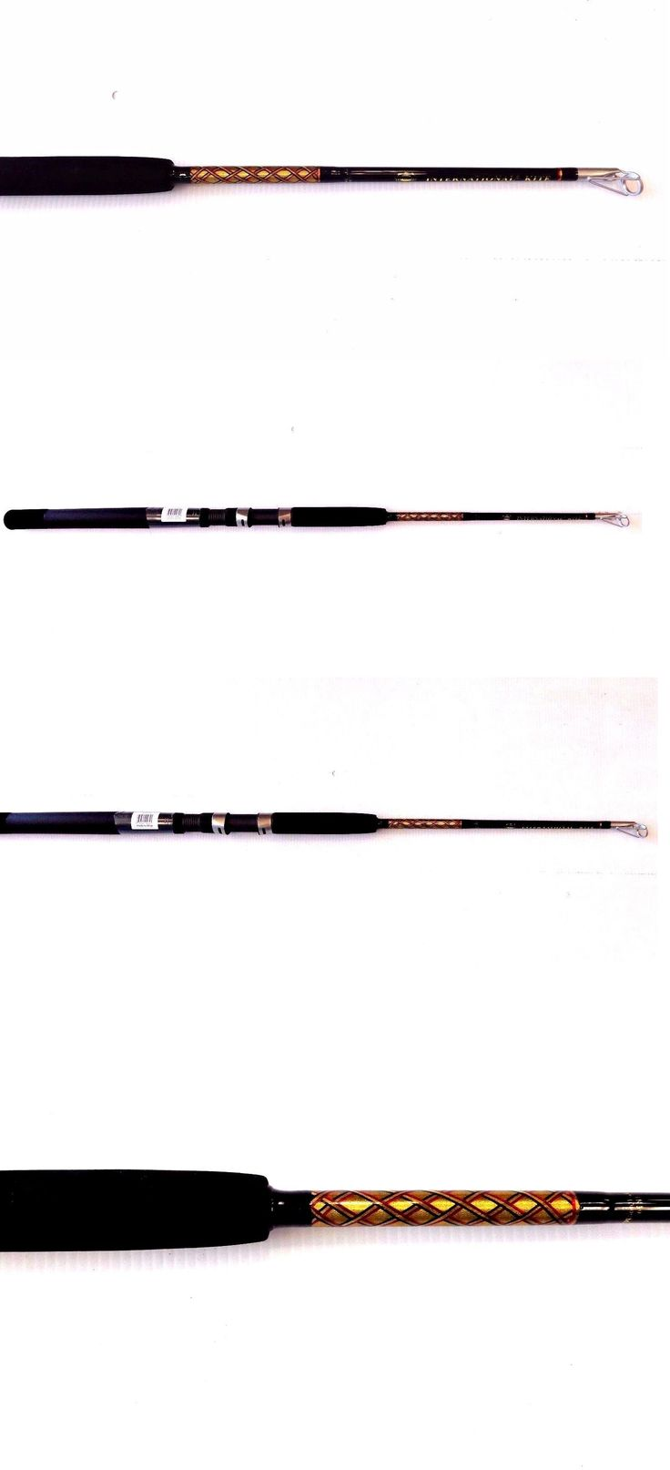 Surf Rods 56734: Penn International Kite Casting Rod Ik39 - 33 Heavy Action Fishing Rod New BUY IT NOW ONLY: $54.99