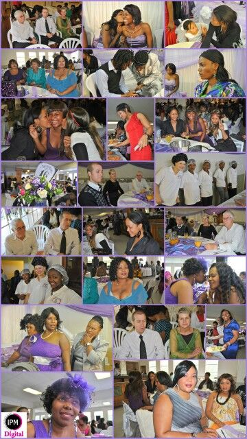 Malawian wedding at Johannesburg South Africa