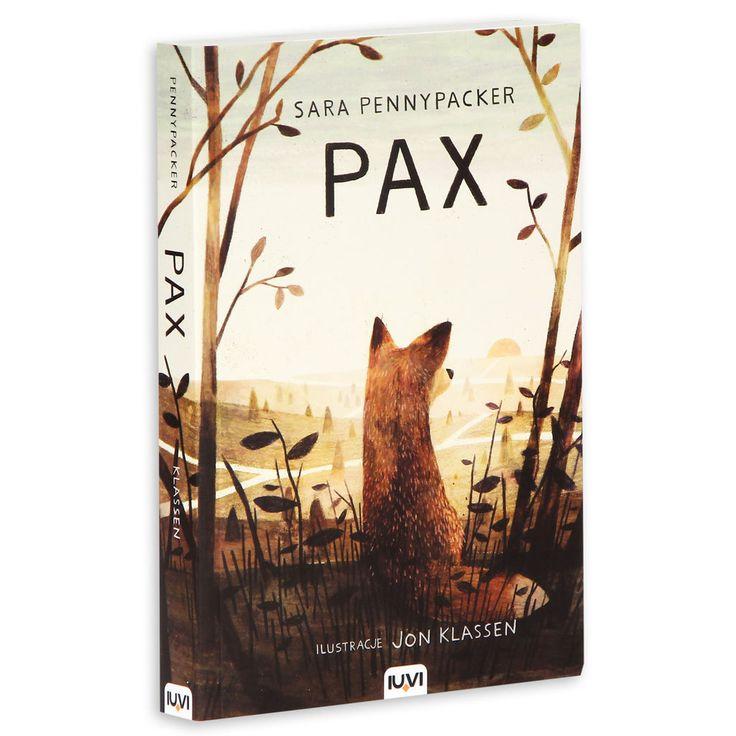 Pax -   Pennypacker Sara , tylko w empik.com: 22,43 zł. Przeczytaj recenzję Pax. Zamów dostawę do dowolnego salonu i zapłać przy odbiorze!