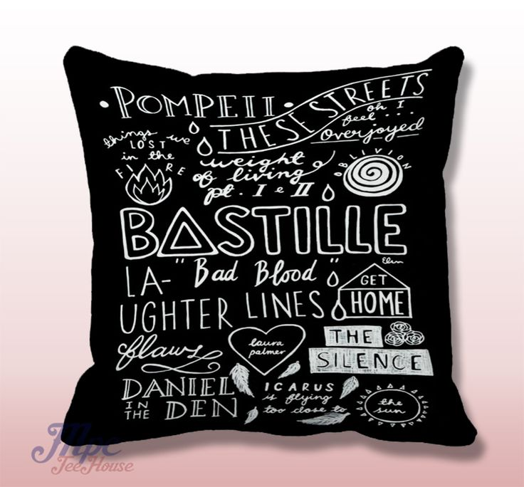 Like and Share if you want this  Bastille Pompei Decoratice Throw Pillow Cover     Bastille Pompei Decoratice Throw Pillow Cover  Fine quality USA handmade decorative throw pillow cover. Front and back of pillow cover are same. Hidden zipper closure. This pillow cover comes in indoor or outdoor fabric in the size of your choice. Indoor Throw Pillow Covers are made from 100% spun polyester poplin fabric, while the Outdoor Throw Pillow Covers are made ...    Tag a friend who would love this…