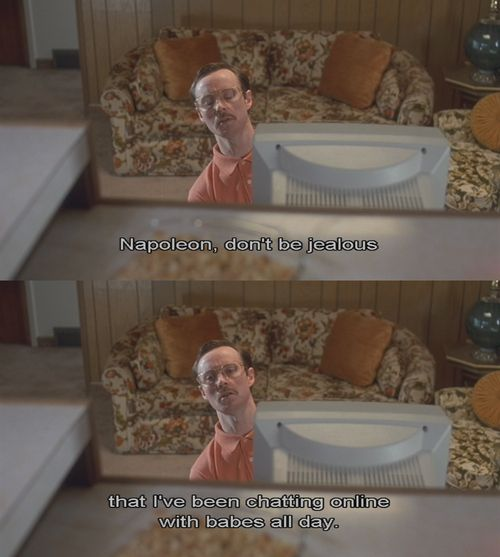 funny movie quotes | funny, kip, movie, napoleon dynamite, quote - inspiring picture on ...