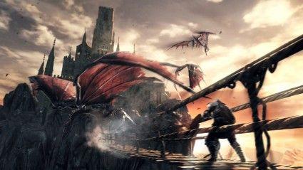 Matt takes one for the team - Dark Souls II  http://thisismyjoystick.com/review/dark-souls-ii/