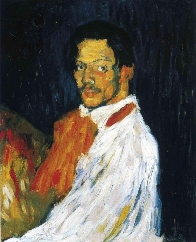 Yo Picasso by Pablo Picasso