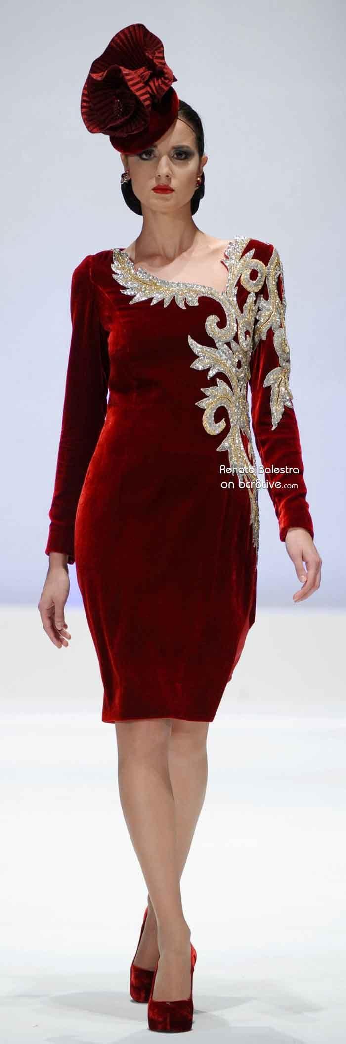 Renato Balestra Fall Winter 2012-13 Couture