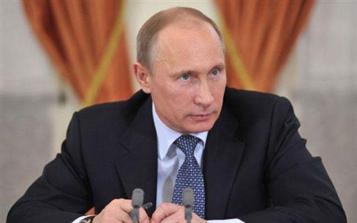 Στις 27 και 28 Μαΐου ο Πούτιν στην Αθήνα
