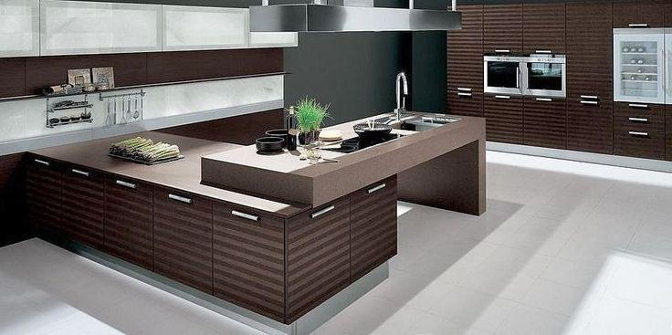 Cocinas integrales modernas cocinas rusticas modernas for Cocinas integrales rusticas