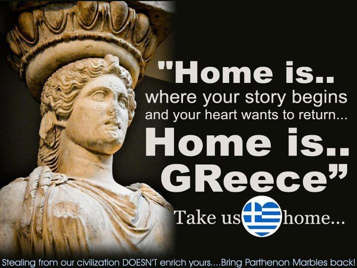 TRAVEL'IN GREECE | Reunite the Parthenon, #Greece, #travelingreece