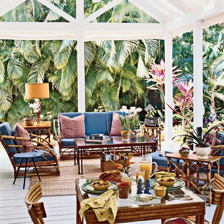Classic Throwback   Key West Style Interiors And Homes   Coastal Living
