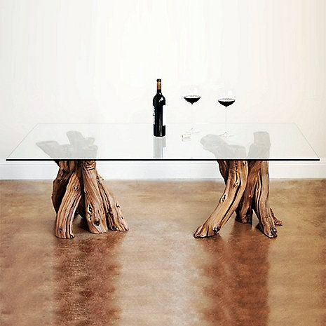 Grapevine Coffee Table (30 X 60) at Wine Enthusiast - $2,295.00. Beautiful