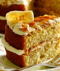Banana Cake - RecipeView | Stork
