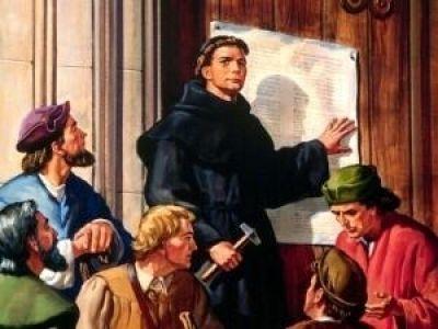 Очерки по истории реформации (Мартин Лютер)