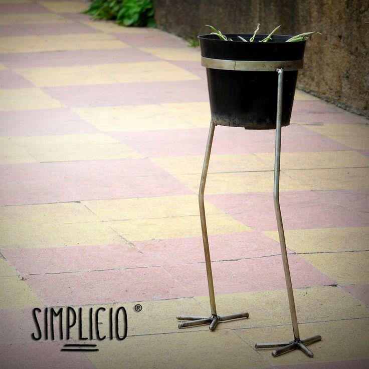 Simplicio - Portamaceta Cocorroco
