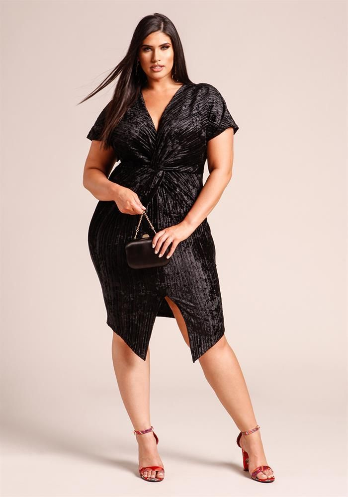 Sexy plus size fashion