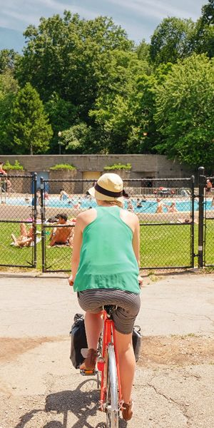Schenley Pool - Cool off in this well maintained public pool.