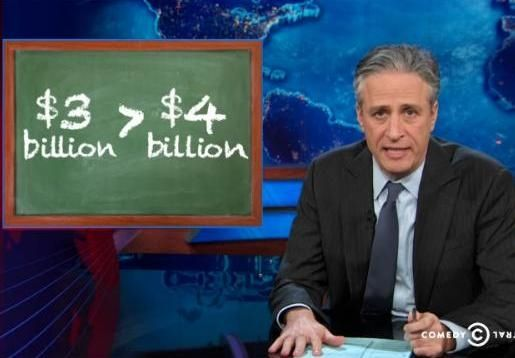 That time Jon Stewart delivered an epic takedown of hypocrisy of Fox News for attacking those on food stamps...