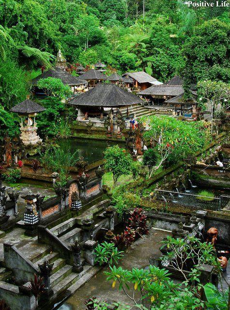 Tirta Empul Temple Bali, Indonesia.