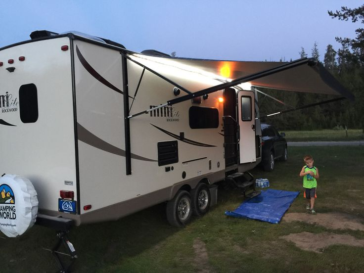 This post is a beginner's user manual for a travel trailer.  I purchased a travel trailer a year ago and have learned a lot of things that most of the more experienced people never explained to me, so I'm hoping that his post will steer you in the right direction. Packing, Preparing, and Tips for Planning Your First Outing Our ...