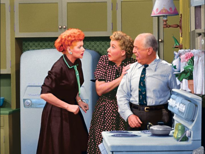 I Love Lucy in color - Page 21 - Sitcoms Online Message Boards ...