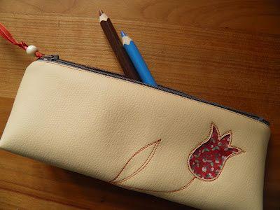 Otthon készül: tolltartó