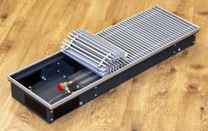 Конвекторы внутрипольного отопления Конвектор Techno КВЗ с естественной конвекцией (Техно) Артикул: КВЗ 200-85-1000 Конвекторы внутрипольные с естественной конвекцией технохит можно подключать к централизованной или автономной отопительной системе.