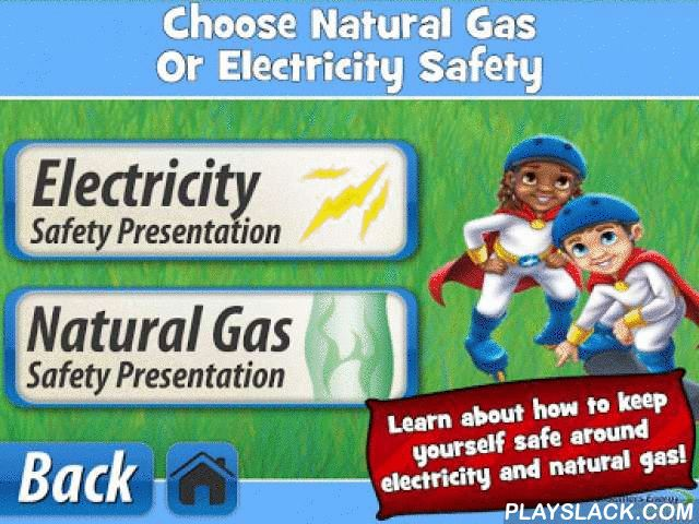 EmPOWERed Kids By CE  Android App - playslack.com , EmPOWERed Kids teaches children about energy safety! Consumers Energy presents a brand new, educational application to help children learn how to be safe around household electric and natural gas devices with interactive presentations and games. Teachers & Parents – This child friendly app supports the Common Core State Standards for your classroom and can be used as a tool to supplement teaching. The app provides an engaging experience…