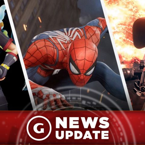 GS News Update: PS4s Spider-Man Star Wars Battlefront 2 And Kingdom Hearts 3 Set For Big Reveals This Weekend