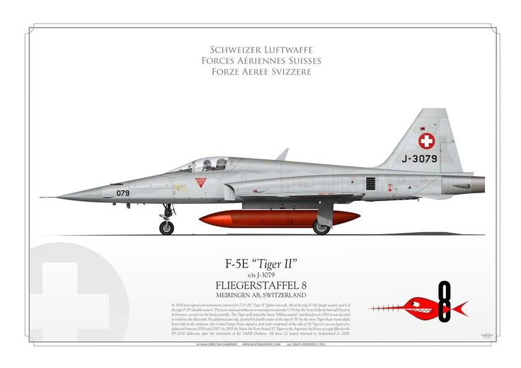 swiss air force f 5e tiger ii air fighters pinterest flugzeug luftfahrt und luft. Black Bedroom Furniture Sets. Home Design Ideas