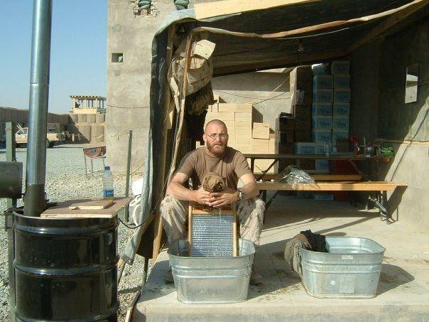 Henry Cloutier Afghanistan Howe-Z-Madad octobre  2007