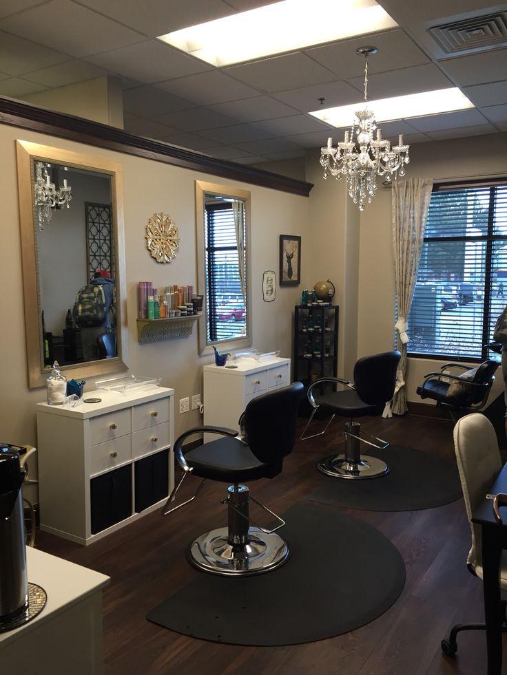 137 best images about salon ideas on pinterest best hair salon small salon - Decoration salon ikea ...