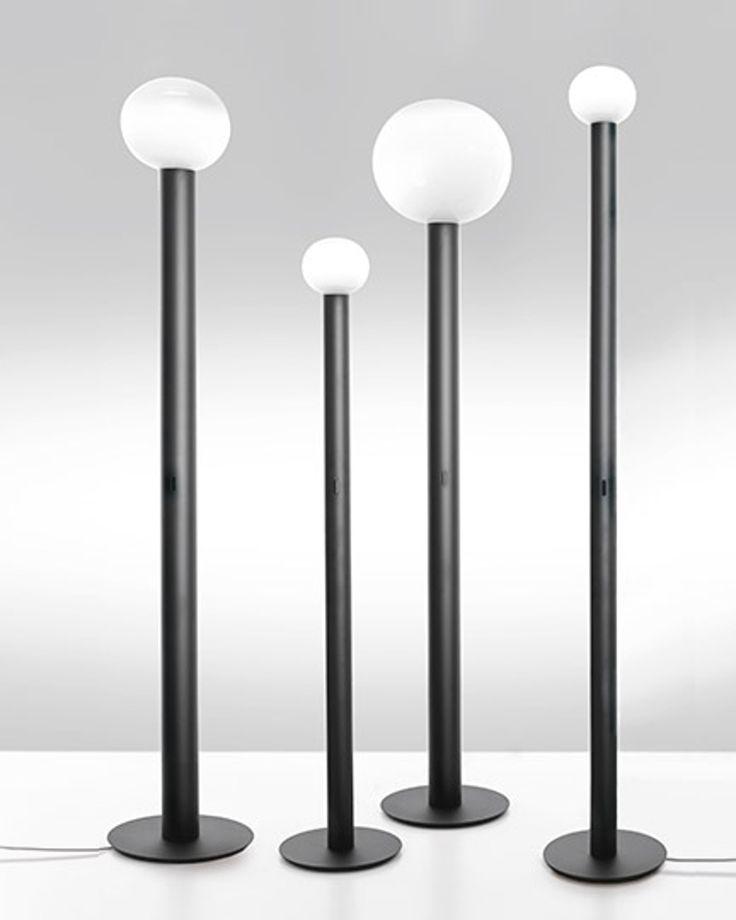 Lampa podłogowa - Artemide - Laguna 16 Floor 180 cm