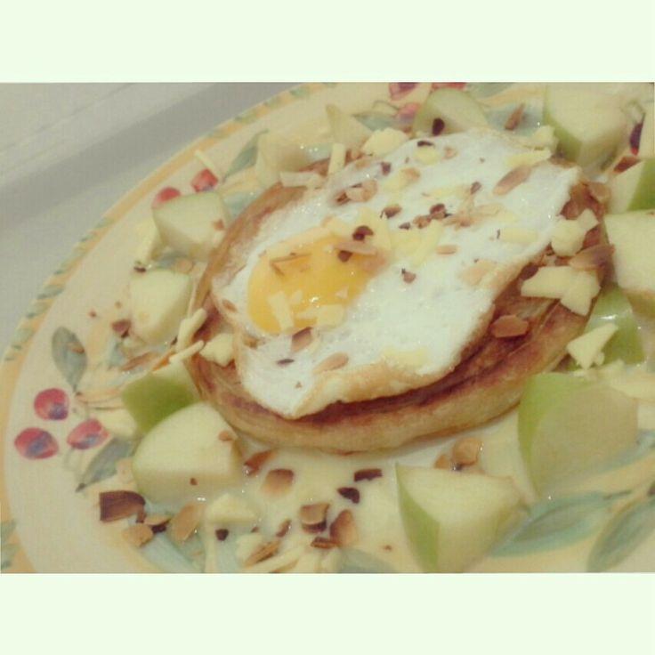 Love my breakfast #latepost