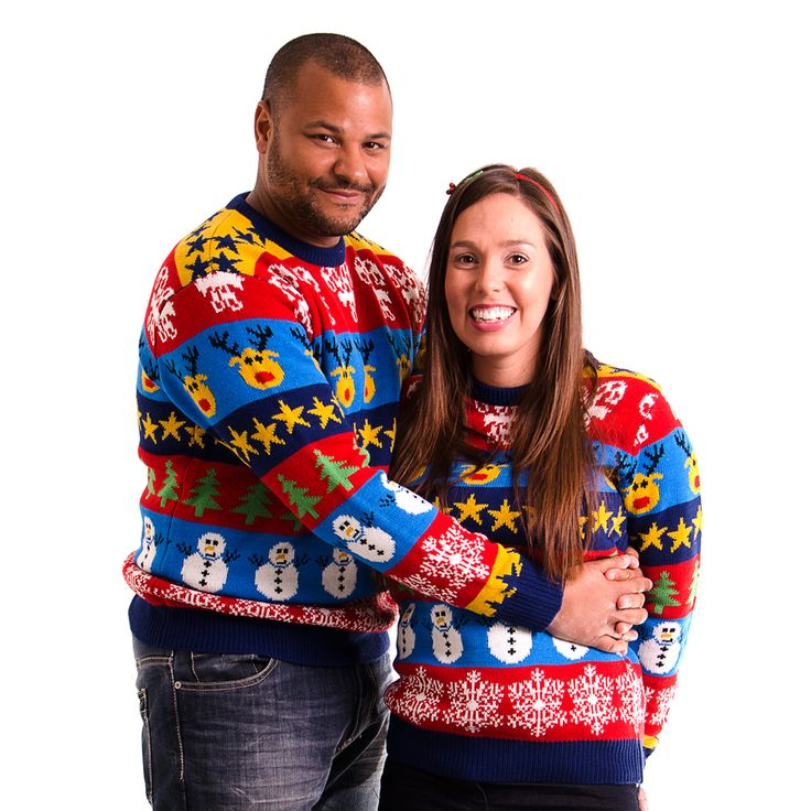 Boxing Day Mash Up Christmas Jumper - Unisex | Cheesy Christmas Jumpers