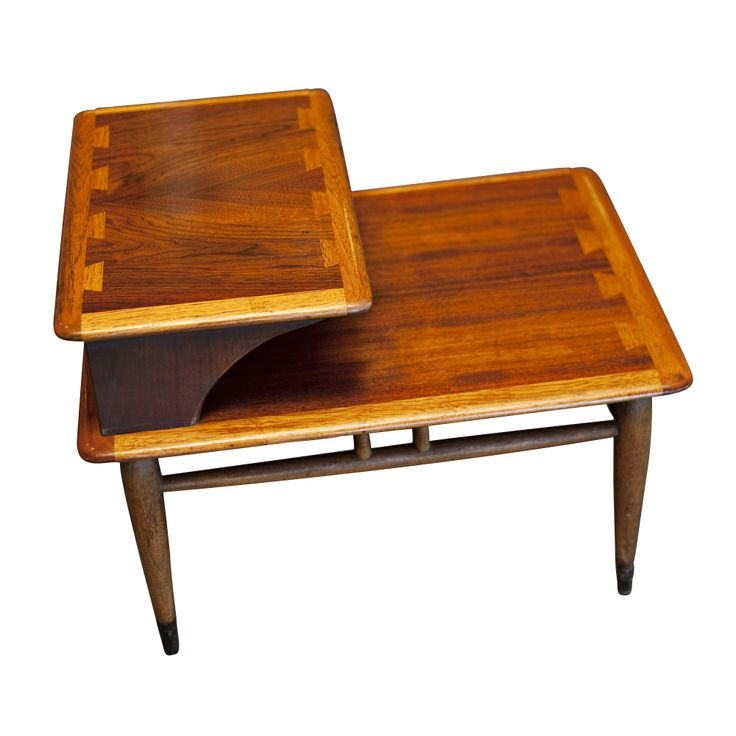Mid Century Modern Lane Acclaim Series Dovetail Coffee: Lane Acclaim Side Tables 1962 From The Classic Acclaim