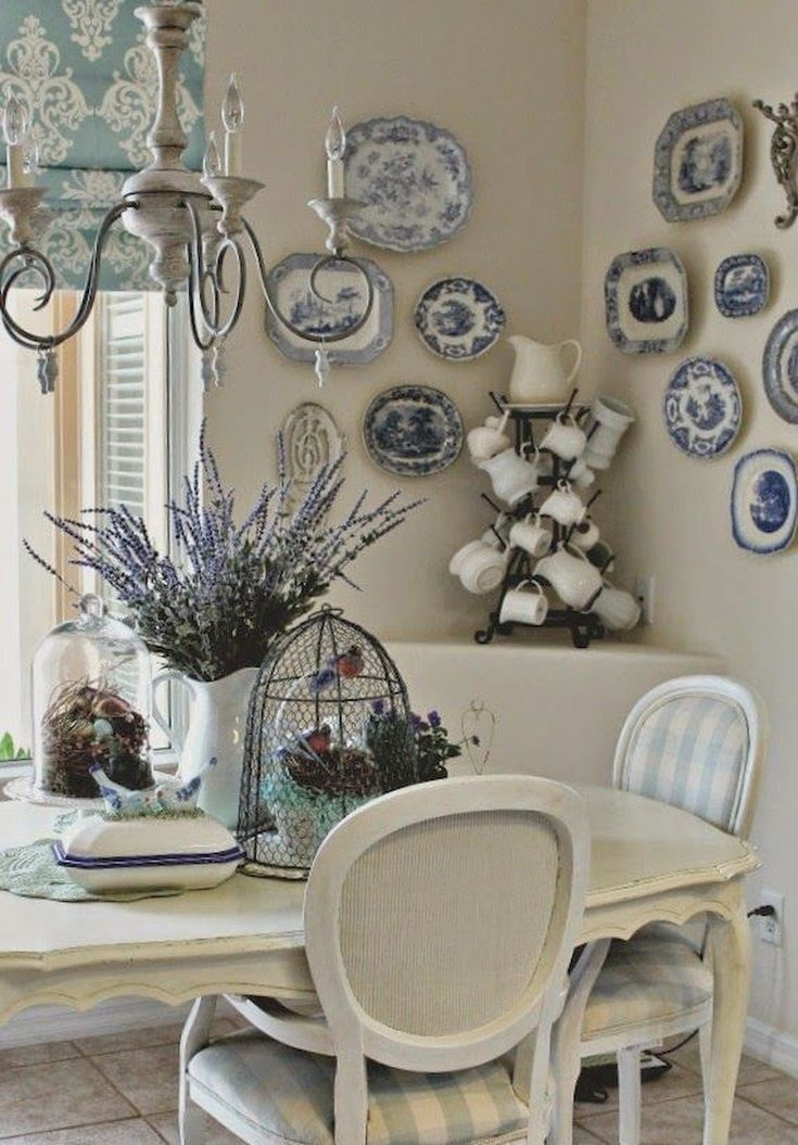 61 Awesome French Country Dining Room Decor Ideas Pinterest Rooms And