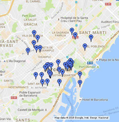Beste adressen voor vintage winkels in Barcelona door HolaBarcelona.nl. Meer info en tips: http://www.holabarcelona.nl/shoppen-in-barcelona/vintage-winkels-barcelona