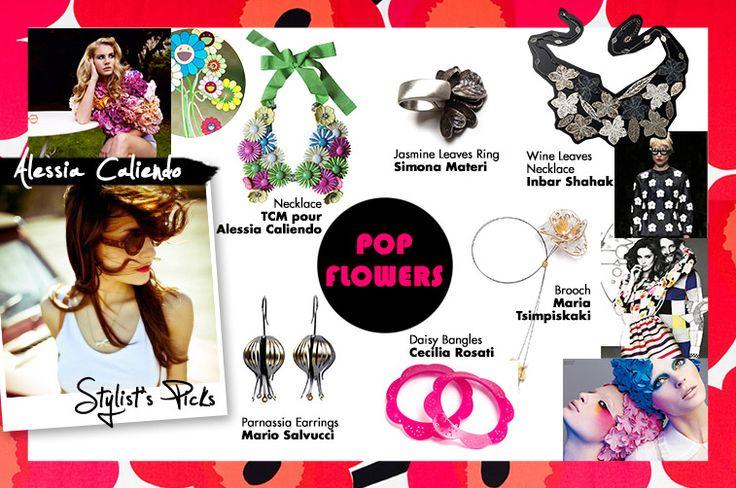 Blog - Pop Flowers | Birik Butik Online Shop