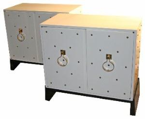 tommi parzinger cabinets