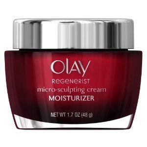 Olay Regenerist Micro-Sculpting Cream, 1.7 Ounce