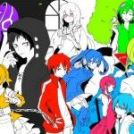 Kagerou Project Desktop Background Wallpaper