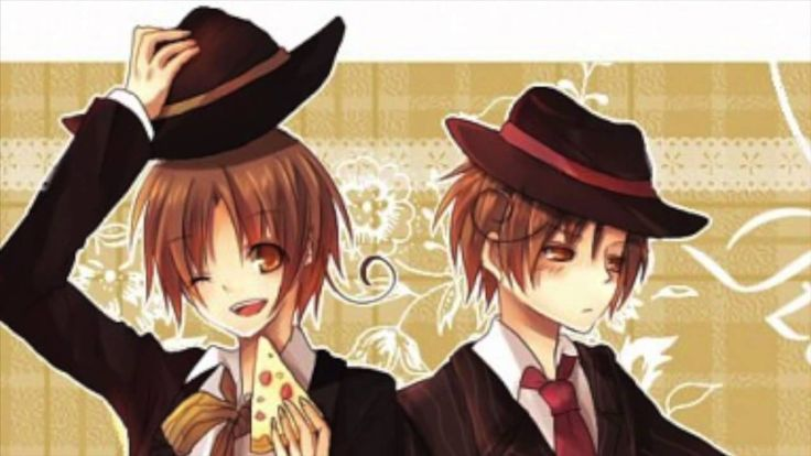 [APH] Mafia!Italy Brothers - ♥ That Man ♥ || I down right ador this video of them ||