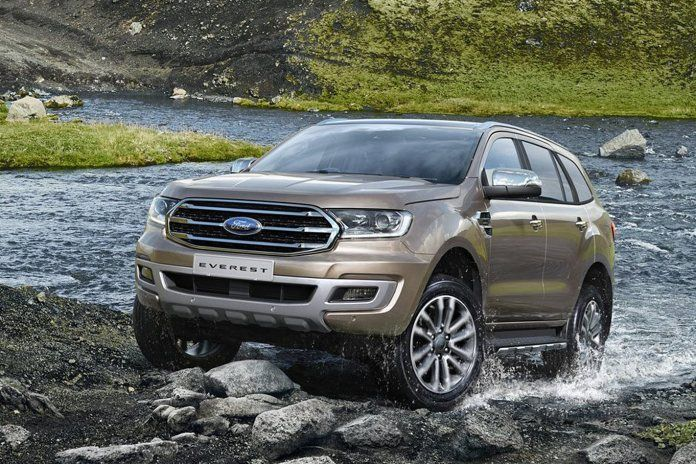 Ford Endeavour Facelift भ रत म कल ह ग ल न च ज न एसय व म क य बदल व ह ए Ford Endeavour Ford 2019 Ford