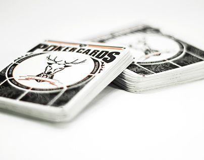 Poker Cards on behance