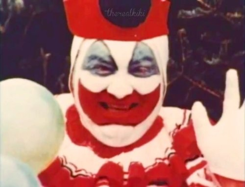 I hate clowns! Pogo the Clown, AKA John Wayne Gacey