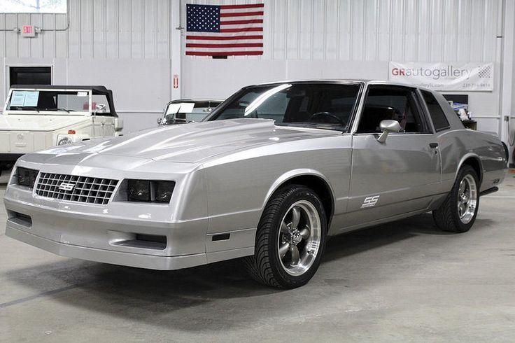 1985 Chevrolet Monte Carlo   GR Auto Gallery