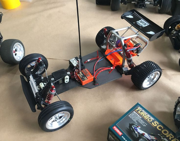 Image 8 - 2nd Kyosho vintage buggy meat image - TIME TUNNEL - Yahoo! ブ ロ グ