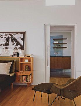 Modern Bedroom Doors 35 best mid century modern interior and exterior doors images on