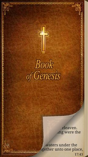 """Book of Genesis. King James Version Bible<p>The Book of Genesis (from the Latin Vulgate, in turn borrowed or transliterated from Greek γένεσις, meaning """"origin""""; Hebrew: בְּרֵאשִׁית, Bərēšīṯ, """"In [the] beginning"""") is the first book of the Hebrew Bible (the Tanakh) and the Christian Old Testament.<p>The basic narrative expresses the central theme: God creates the world (along with creating the first man and woman) and appoints man as his regent, but man proves disobedient and God destroys…"""