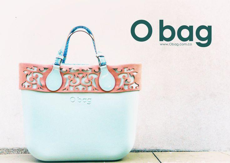 "Conoce ""O bag"" y llena de color tu closet. www.Obag.com.co"