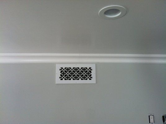 Pretty Air Return Grilles : Images about decorative vent covers on pinterest